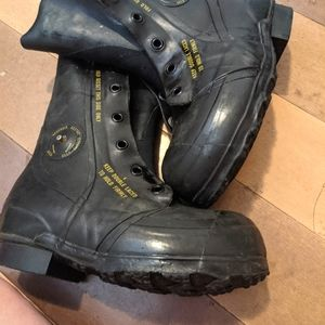 Original US Army Mickey Mouse Boots for winter